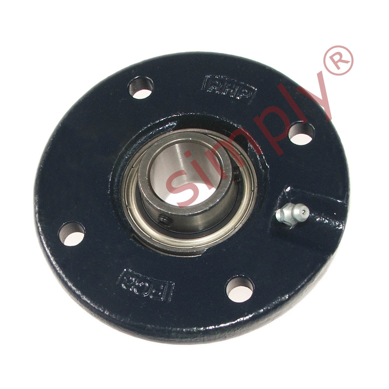 RHP FC-A Series 4 Bolt Round Cast Iron Housing Unit