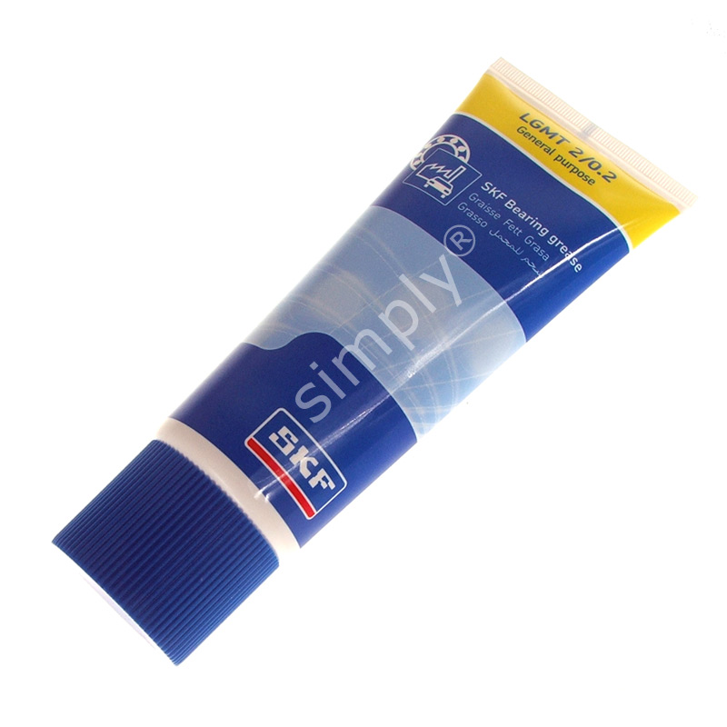 Skf lgmt2 200g tube general purpose industrial and for Grease for electric motors