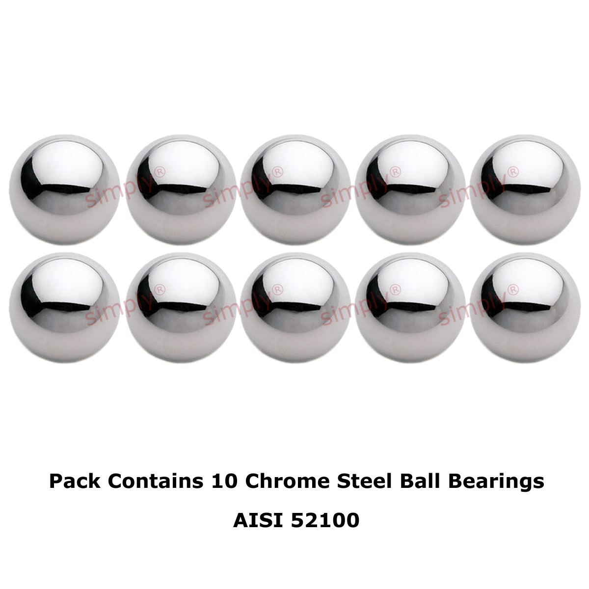 "4 Four 1/"" Inch G25 Precision Chromium Chrome Steel Bearing Balls AISI 52100"