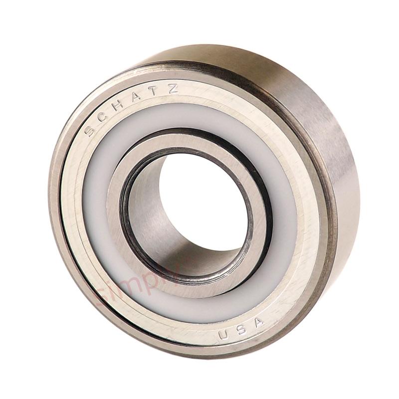 """1622-2RSNR Snap Ring 9//16/""""x 1 3//8/""""x 7//16/"""" 1622RSNR inch Ball Ball Bearings"""