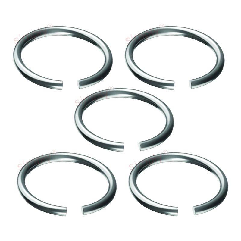 Stainless Steel External Snap Rings