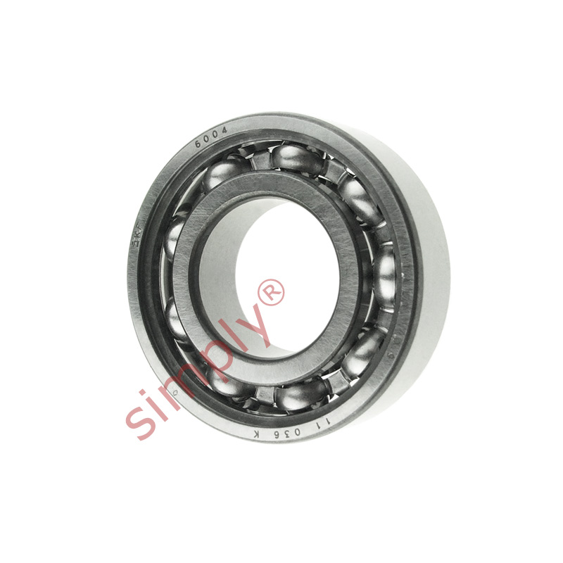 W6004 SKF Deep Groove Ball Bearing 20x42x12mm