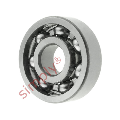 Major Branded 607 Open Deep Groove Ball Bearing 7x19x6mm