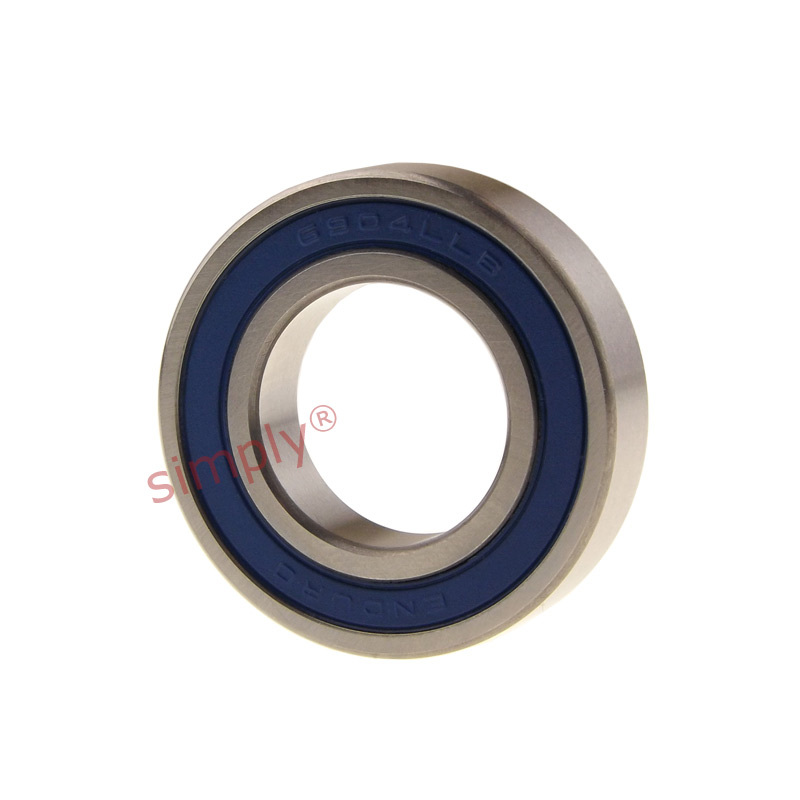 6904LU Sealed Ball Bearing  20x37x9mm
