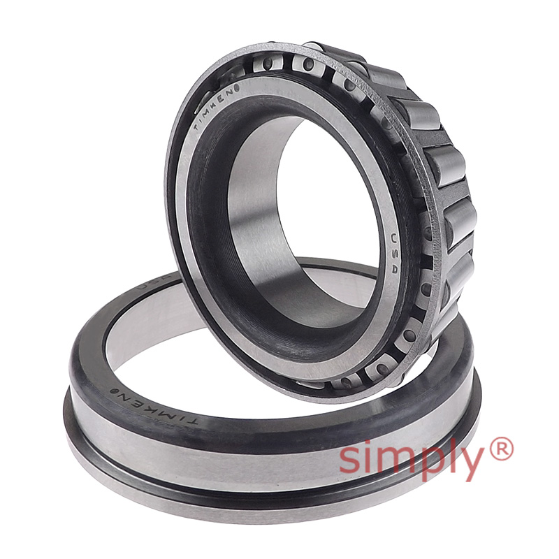 Timken 18690 Tapered Roller Bearing Cone