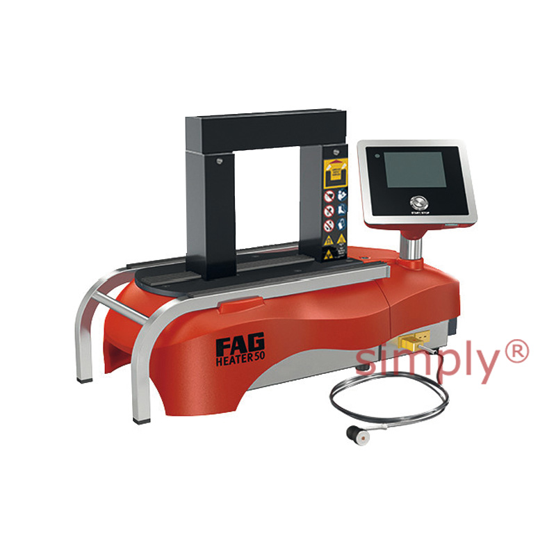 Fag Heater50 230v Portable Induction Bearing Heater For Up