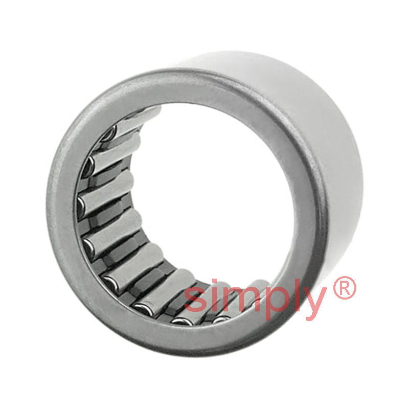 J68 Needle Roller Bearing 3//8 x 9//16 x 1//2 inch BA68