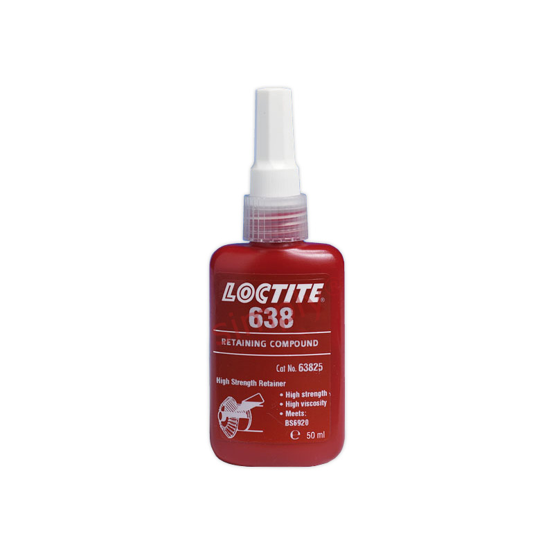 Loctite 638 High Strength Retaining Compound 50ml Simply ...