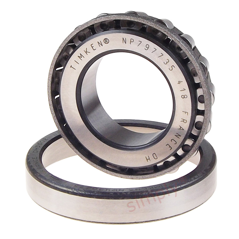tapered roller bearing. timken np797735/np430273 taper roller bearing tapered