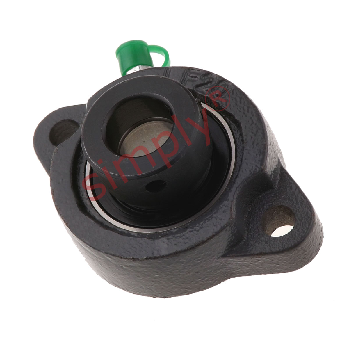 Salf imperial two bolt cast iron oval housing with