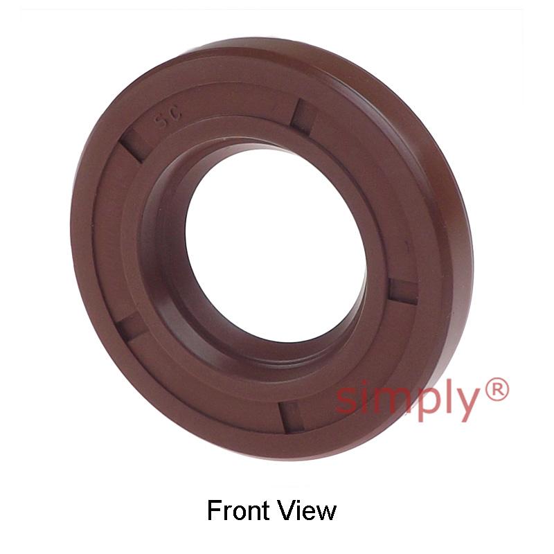 Oil Seal Metric Twin Lip 115mm x 145mm x 14mm