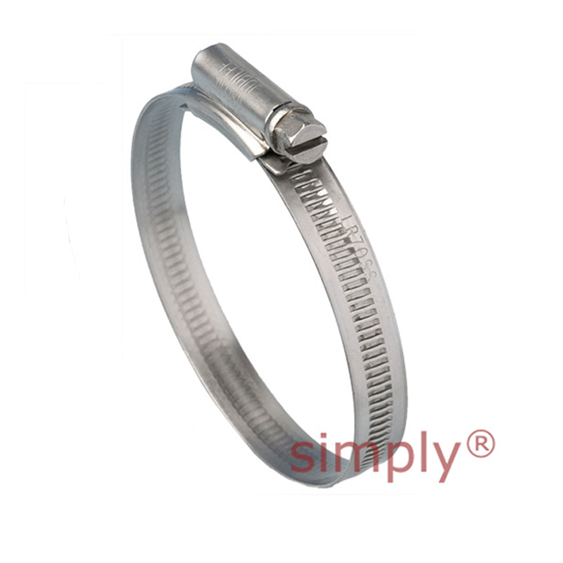 20MM SS STAINLESS STEEL TOOLS NEW 6 OF HOSE CLAMP JUBILEE CLIP CONNECTORS 12MM