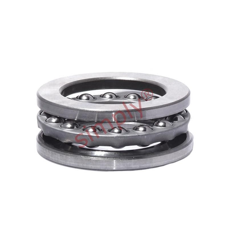 SKF 51117  Thrust Ball Bearings 85x110x19mm