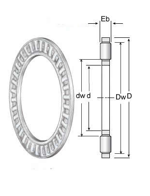 Axial Thrust Bearings